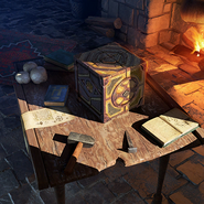 Dwemer Puzzle Box card art