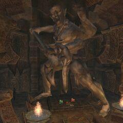 Kaplica Mehrunesa Dagona z gry The Elder Scrolls III: Morrowind