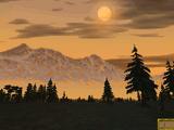 Montañas de Wrothgaria (Daggerfall)