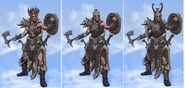 Scaled Armor