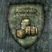 TESIV Sign Harborside Warehouse