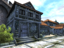 Здание в Анвиле (Oblivion) 3