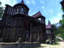 Здание в Чейдинхоле (Oblivion) 7