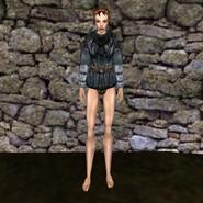 Простая рубашка (Morrowind) 3 (жен)