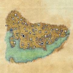 Штормхевен-Деревня Коэглин-Карта