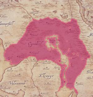 Cesarstwo Alezjańskie (1E 243) by ITakNieZnasz