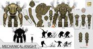 Dwarven Colossus Concept Art (2)