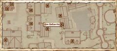 Дом Вибам-На. Карта