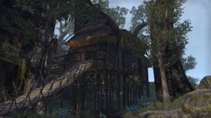 Здание в деревне Ярких-Глоток 4