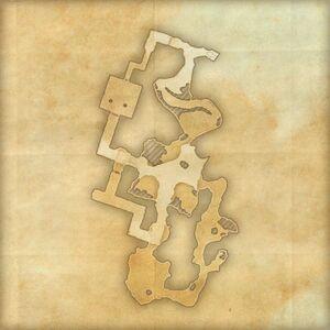 Пещера Сосновый Пик (план)