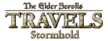 Logo The Elder Scrolls Travels Stormhold