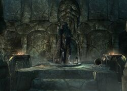 Posąg Ysgramora (Skyrim)