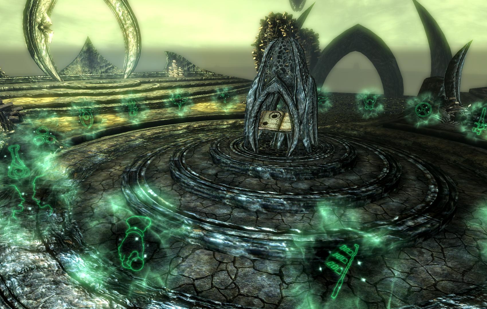 At the Summit of Apocrypha | Elder Scrolls | FANDOM powered by Wikia