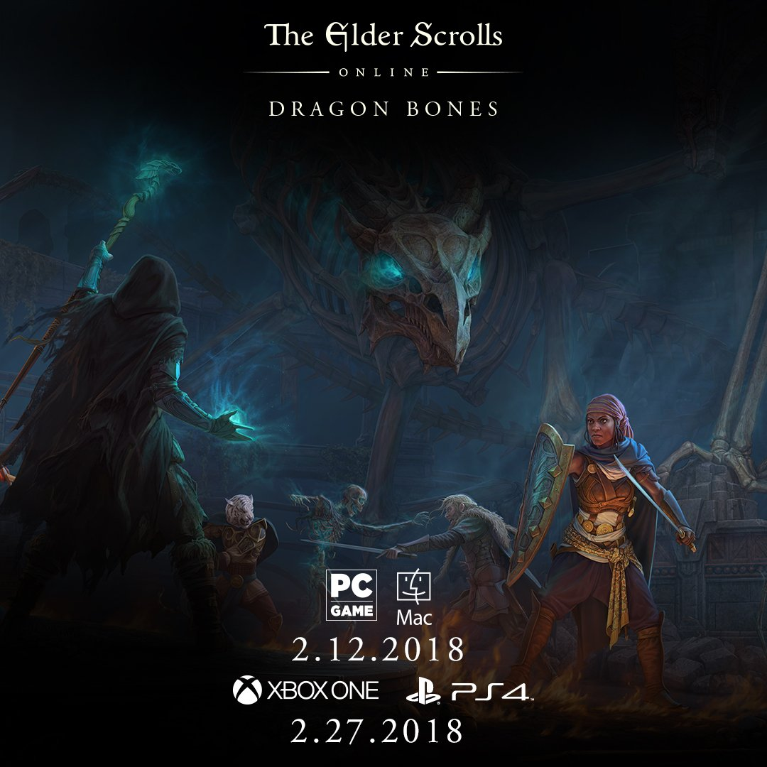The Elder Scrolls Online: Dragon Bones | Elder Scrolls | FANDOM