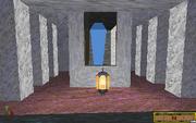 The blue obelisk (Daggerfall)