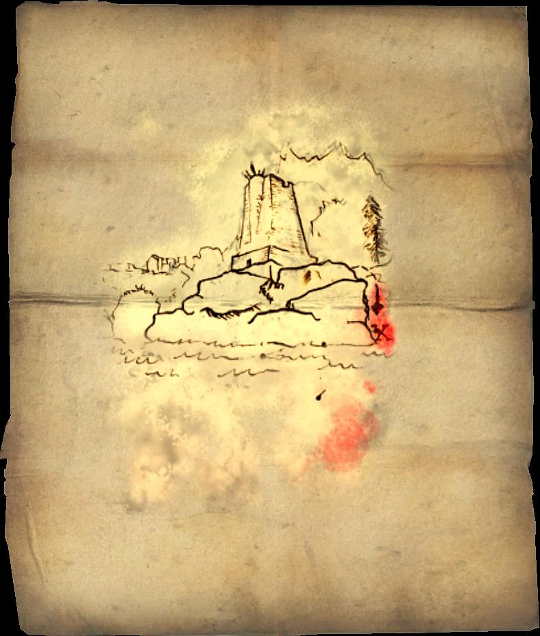 Skyrim Treasure Maps Skyrim Treasure Map 3 | compressportnederland