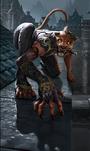 Złodziejka z Quin'rawl (Legends)
