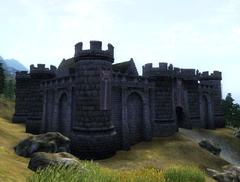 Замок Боевого рога.Заглавная