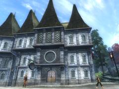 Здание в Скинграде (Oblivion) 3