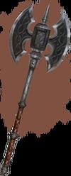 Нордский топор (концепт-арт)