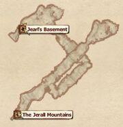 Bruma caverns interior map
