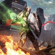 Dominion Battlereeve card art