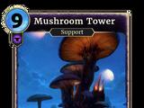 Mushroom Tower