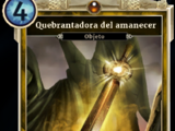 Quebrantadora del amanecer (Legends)