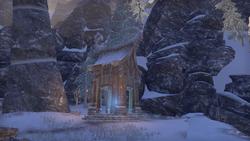 Дорожное святилище Скулдафна