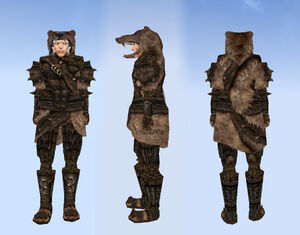 Медвежьи доспехи (Bloodmoon) - муж
