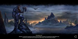 Bleakrock Isle Loading Screen