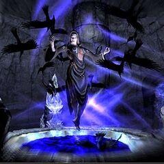 Nocnica z gry The Elder Scrolls V: Skyrim