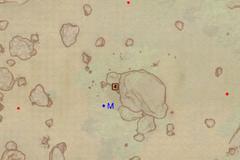 Пещеры Нижний Предел - план на местности