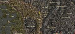 Родовая гробница Индаленов. Карта