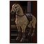 Bay Dun Horse Саврасая лошадь иконка
