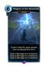 Fingers of the Mountain Card
