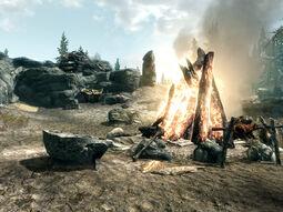 Obóz Parowej Rozpadliny (Skyrim)