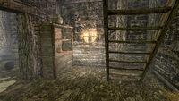 Дом Эйрина - подвал у лестницы