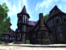Здание в Чейдинхоле (Oblivion) 5