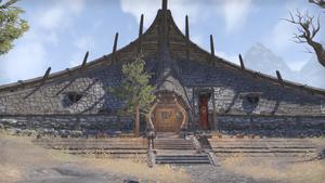 Здание в крепости Моркул 2