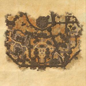 Латунная крепость план