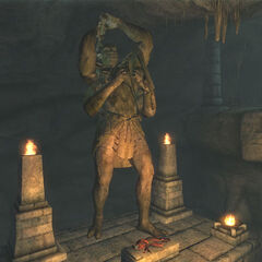 Kaplica Mehrunesa Dagona z gry The Elder Scrolls IV: Oblivion