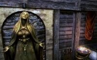Mother Mara statue
