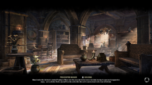 Proudspire Manor Loading Screen