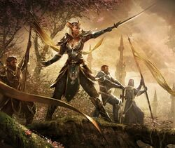 Queen Ayrenn official artwork