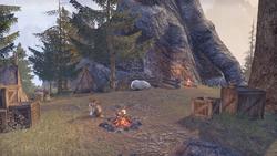 Лагерь Быстрого Клинка