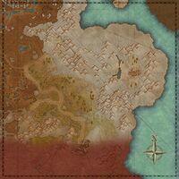 Пики Ледяного Ветра (карта)