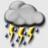 Погода - Гроза (Thunder)