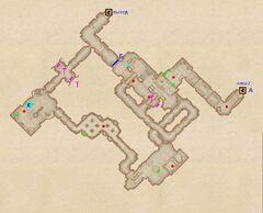 Форт Красная Вода. План