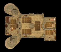 Форт Пелагиад. План